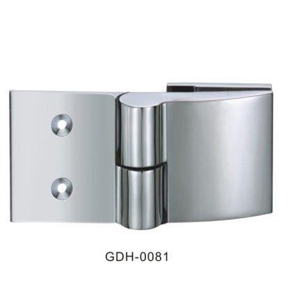 Wall to Glass Beveled Edge Glass Door Hinges[GDH-0081]