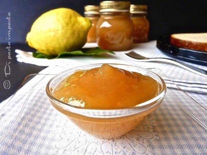 Di pasta impasta: Marmellata di limoni veloce
