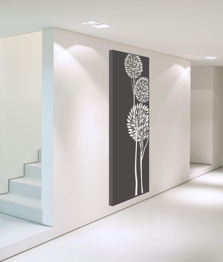 Eine individuelle und besonders attraktive Art der Wandgestaltung im