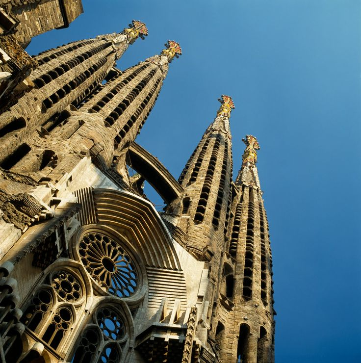 A holiday in Barcelona