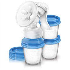 Tire-lait et allaitement de bébé Tire-lait manuel Natural