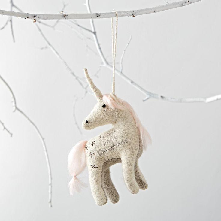 31 best unicorn christmas tree images on pinterest christmas deco diy christmas decorations. Black Bedroom Furniture Sets. Home Design Ideas