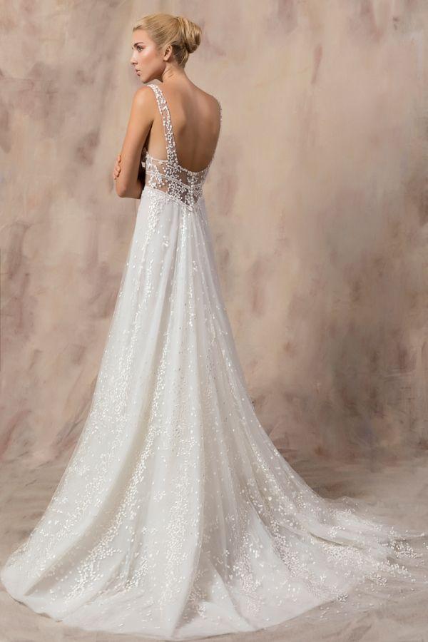 POLKA #weddinggown #celestialcollection #newbridalcollection #costantinobridal #weddingingreece