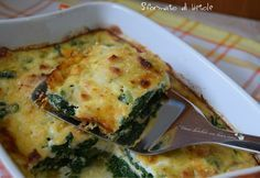 La seconda ricetta della settimana dedicata alla verdure è lo sformato di bietole! Anche le bietole sono verdure di stagione.