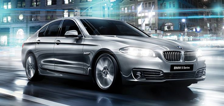 It doesn't get better than this. The BMW 5 Series.