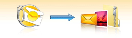 Make use of Outlook Attachment Extractor and save attachments in a separate folder without affecting the mail format.
