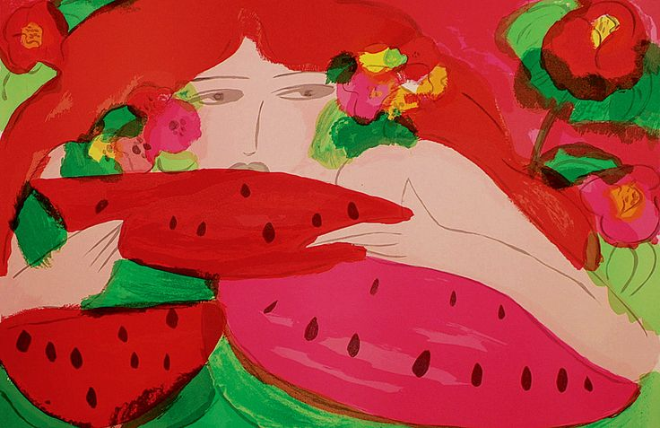 The Water Melon 101x72 1987
