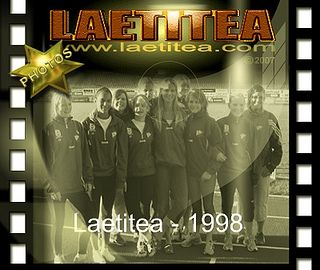 Laetitea in France in the year 1998