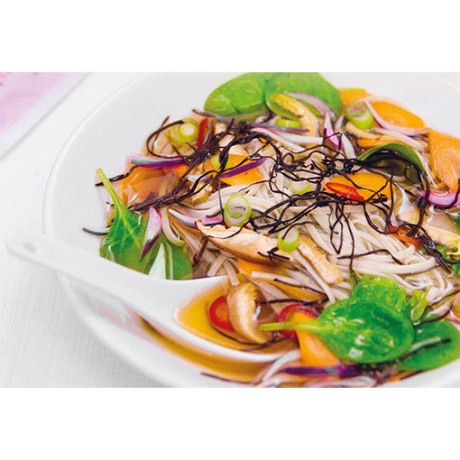 Deze Japanse Miso soep is snel en makkelijk te maken en ook nog erg lekker. Probeer het ook eens!