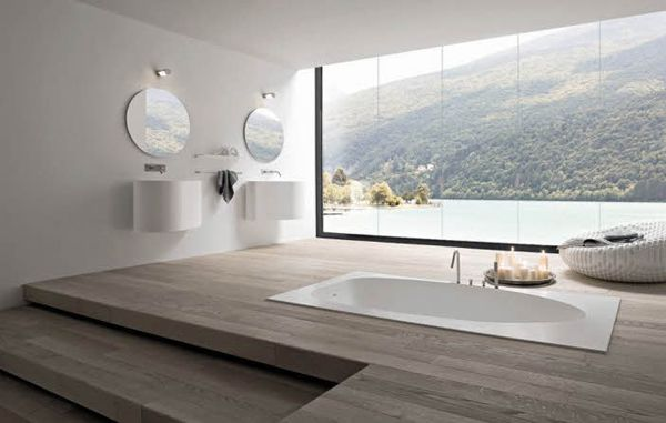 15 Fresh Bathroom Designs Meant to Inspire You