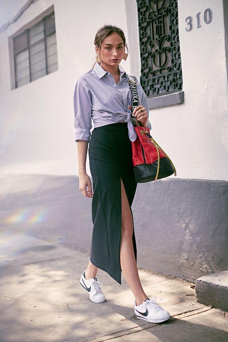 Cómo usar los mismos tenis toda la semana (sin que nadie se dé cuenta)   #zapatos #tenis #nike #cortes #moda #streetstyle #sneakers #shoes #athleisure #fashion #outfit #editorial #ootd #trend