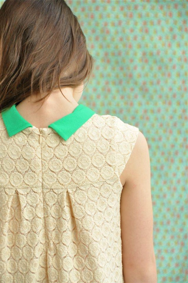 inspiratie voor kanten kleedje