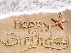 Beach Birthday
