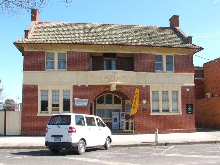 Union Bank of Australia, Yarram