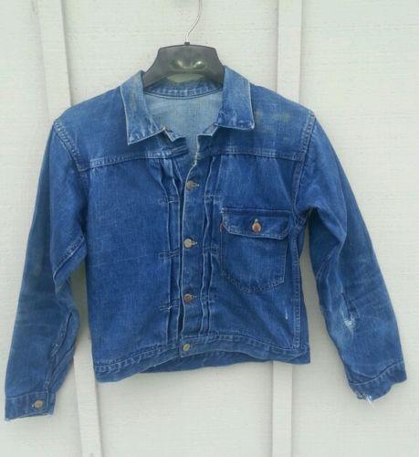 Levis 506xx denim jacket