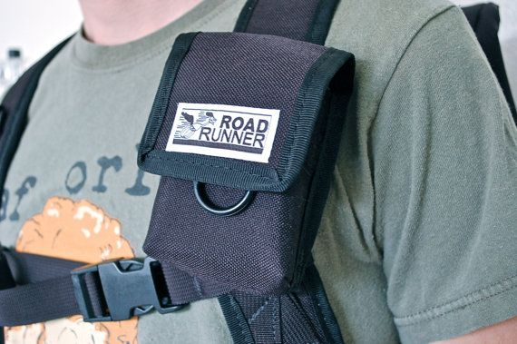 Messenger Bag/ Back Pack/ iPhone/ Cell Phone by RoadRunnerBags, $20.00