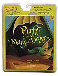 Puff, the Magic Dragon book by Peter Yarrow