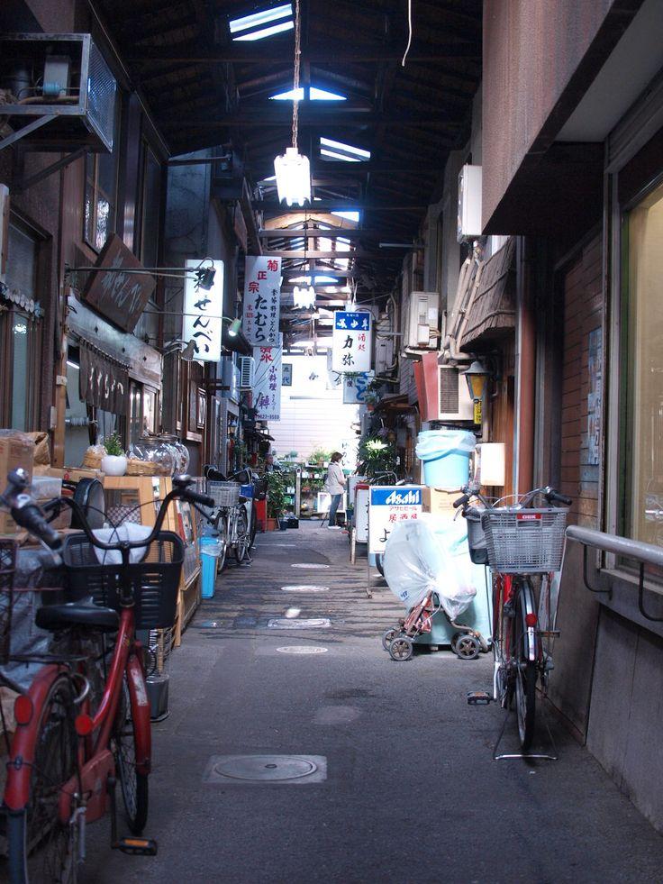 Yanaka, Taito city, Tokyo 谷根千 散歩 : RUU