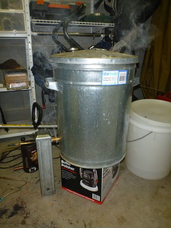Cold Smoke Generator (Pic intensive) - Overclockers Australia Forums