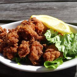 Fried Alligator Tail - perfect for a dinner party! Information and how to on Buffalo Meat, Ostrich Meat, Gator Meat, Elk Meat, Wild Boar Meat, American Wagyu Beef, Berkshire Pork and others. Visit us at FreeRangeMeat.us
