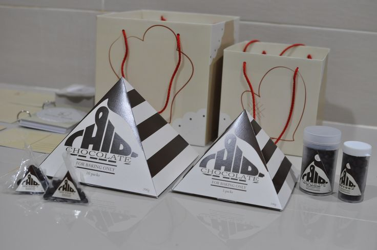 School Assignment - Chocolate Chips Packaging
