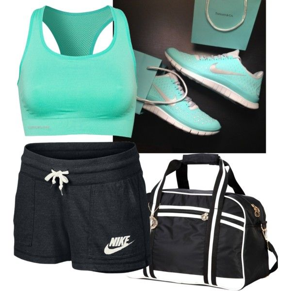 Gym Outfit Polyvore | www.pixshark.com - Images Galleries With A Bite!