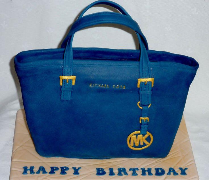 Michael Kors Cake Mold