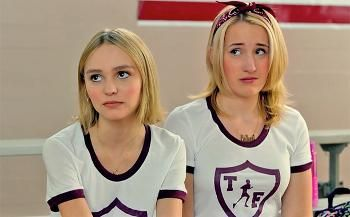 The Colleens. #YogaHosers a movie so bad it's good features Lily-Rose Depp Johnny Depps daughter & Harley Quinn Smith Kevin it's daughter. They do really well!