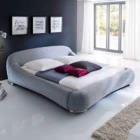 Suche Bett grau stoffbezug poy. Ansichten 125237.