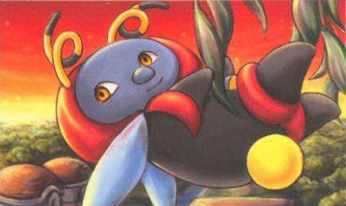 Image result for volbeat pokemon art