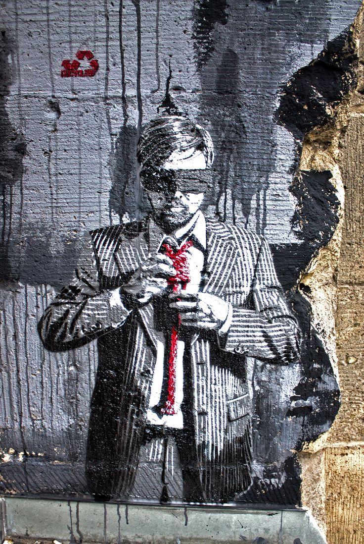 Graffiti art design - Berlin Street Art