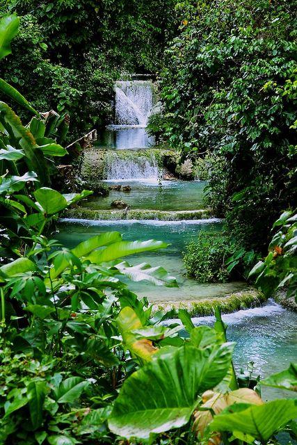 Mele Cascades, Vanuatu South Pacific - taken by Chris Arneil