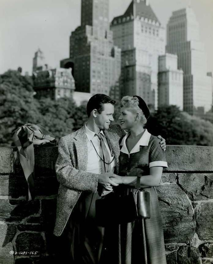 Jack Lemmon   Judy Holliday   It Should Happen To You