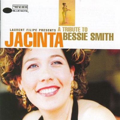 Great Jacinta - A Tribute to Bessie Smith songs music jazz CD