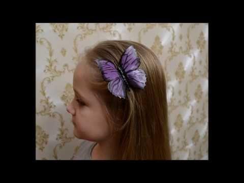 МК бабочки из фоамирана