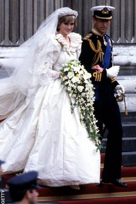 La boda real de Diana de Gales in memoriam - Viva el Rosa