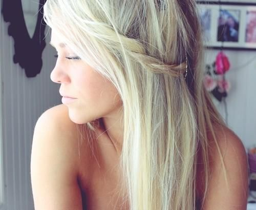 nice braid hair
