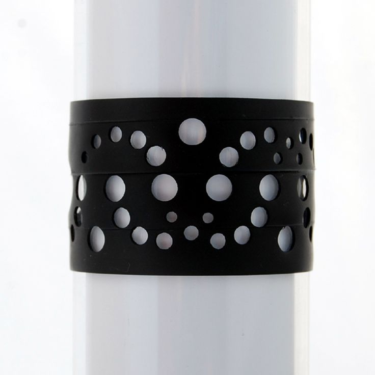Galaxy - Unisex Recycled Inner Tube Cuff on Ethical Ocean ($24.99)