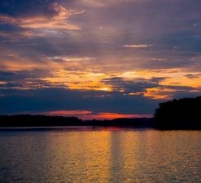 West Point Lake, GA