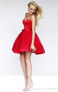 New Arrival Red Formal Dresses  -marieaustralia.com