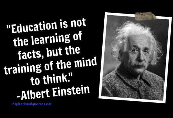 Quotations Albert Einstein