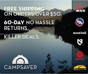 Get 20% Off your Purchase with Campsaver Coupons in 2014! Read our review of this Outdoor Superstore. There are many different products that people could use for camping purposes and Campsaver makes it easy for all people who want to go camping to order the different products that they might require.