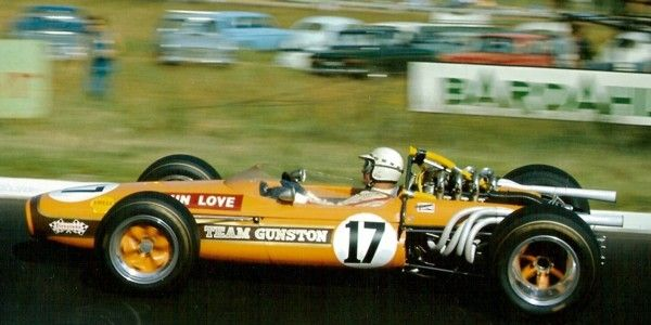 Sam Tingle - 1968 - South African GP - Team Gunston - LDS mk3B