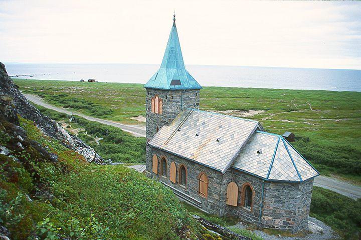 Kung Oskar II kapell