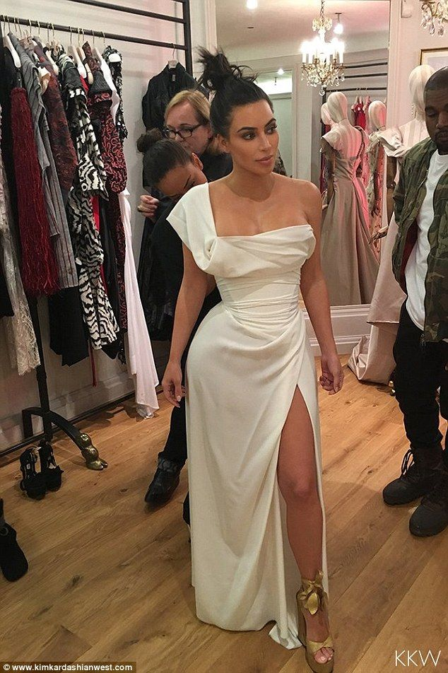 The trouble it takes to look tempting: Kim Kardashian revealed on Friday it was…
