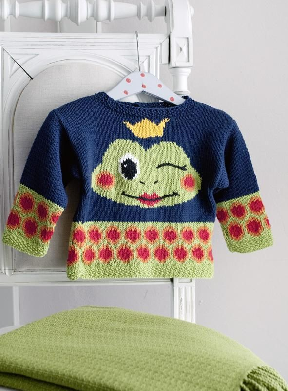 Willy - Baby sweater