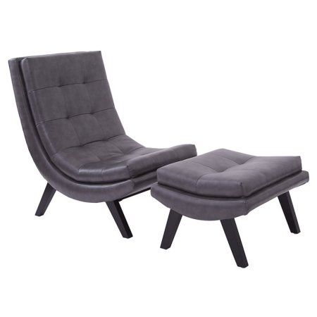 Ave Six Tustin Lounge Chair and Ottoman Set  Gray. 17 Best ideas about Chair And Ottoman Set on Pinterest   Chair and