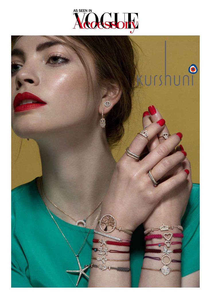 kurshuni in Vogue