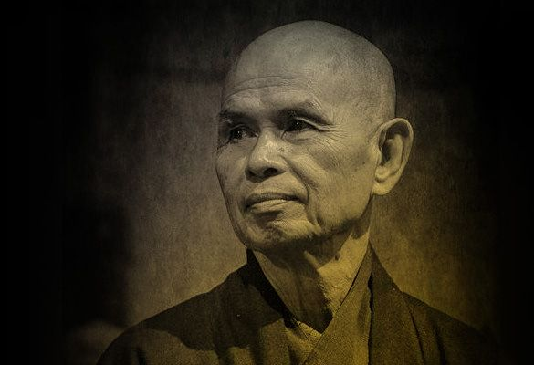 "The Great Zen Buddhist Teacher Thich Nhat Hanh on How to Do ""Hugging Meditation"" 