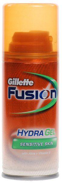 Gillette Hydra Gel Sensitive Skin Travel Size 75Ml - Amcal Chempro Online Chemist